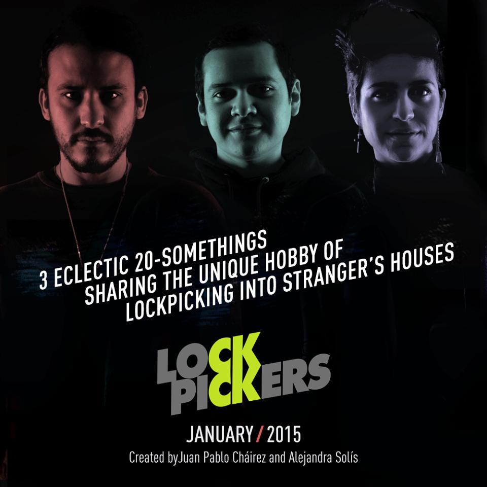 Dirección de arte en la web serie LockPickers